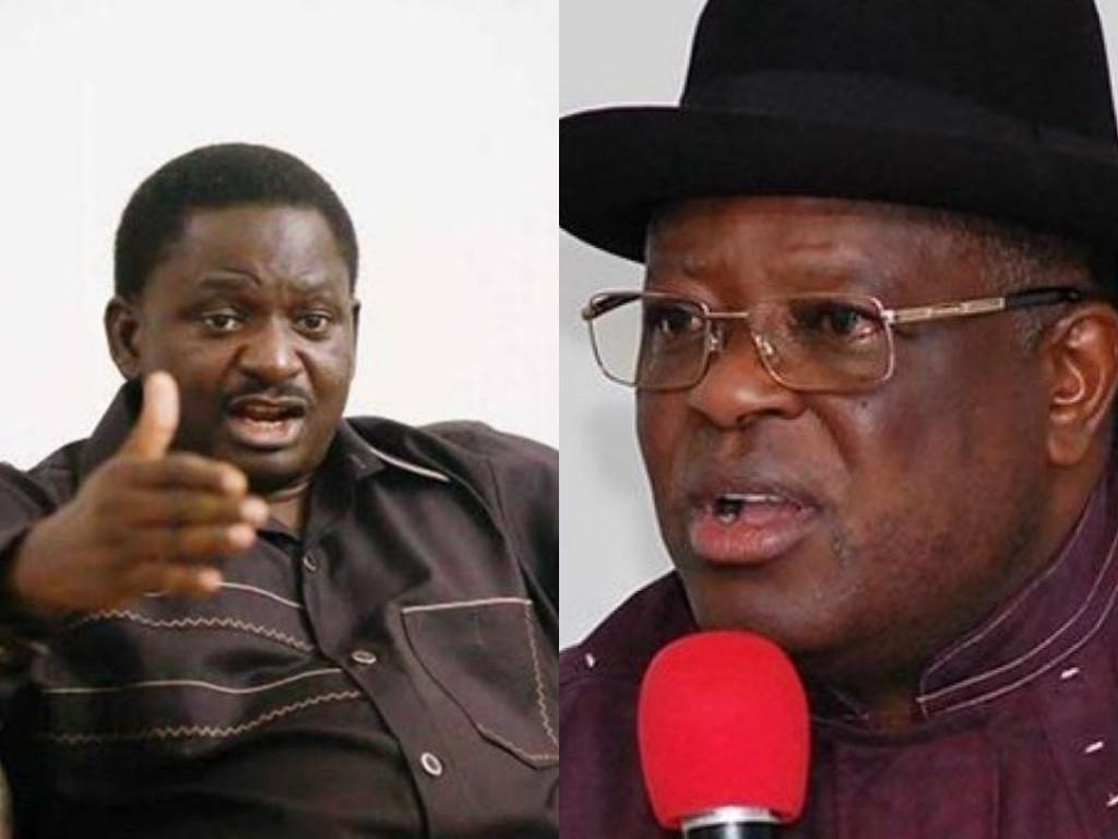 Umahi was PDP at exterior but APC at heart - Femi Adesina