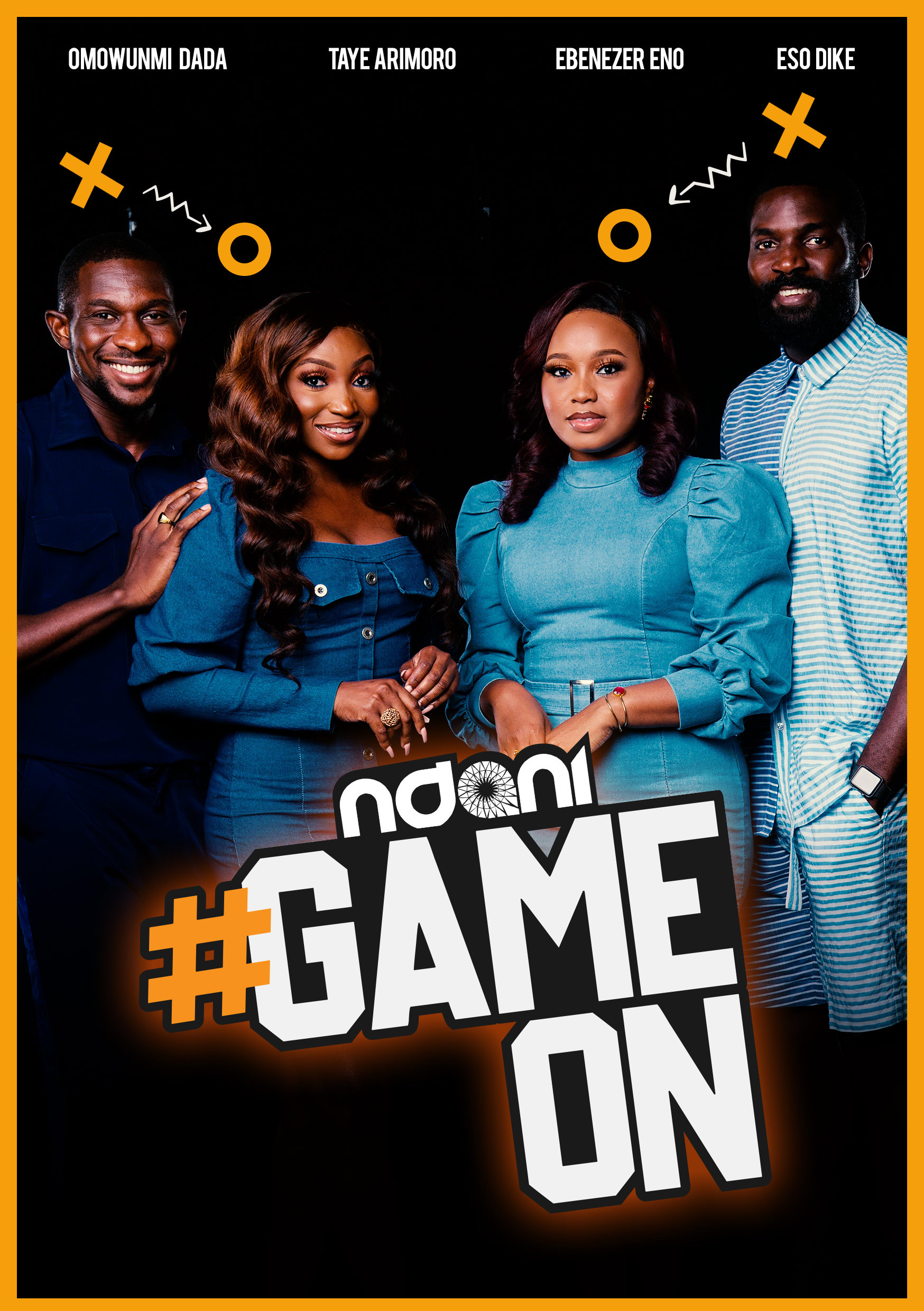 Watch TheTrailer for NdaniTV's New Series, Game On
