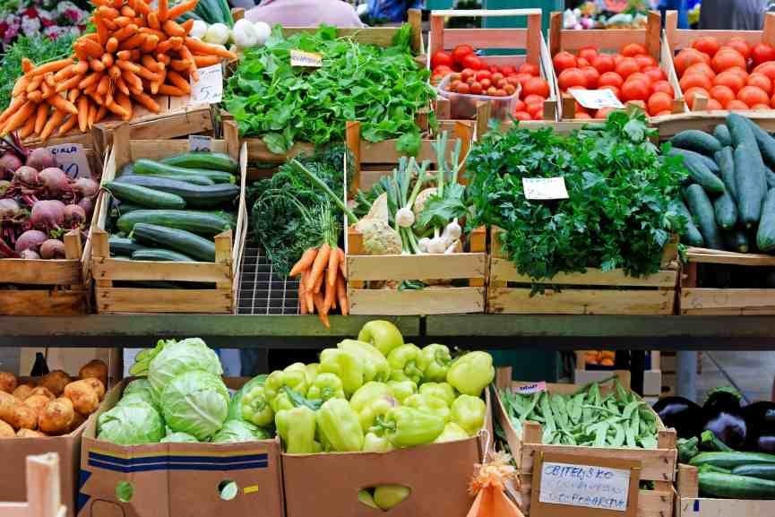 Fruits and vegetables Farming