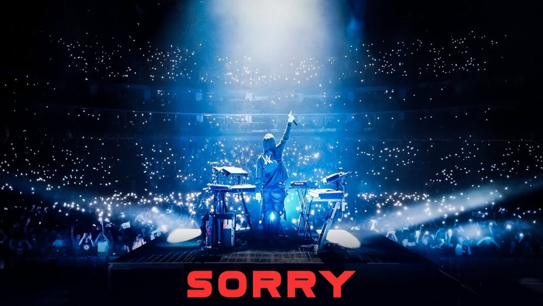 Sorry By Alan Walker & ISÁK Free Download