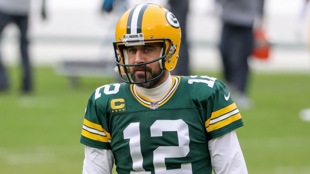 Aaron Rodgers' Postgame Comments Are Turning Heads