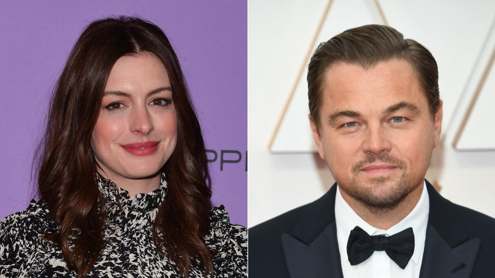 How Anne Hathaway Really Feels About Leonardo DiCaprio
