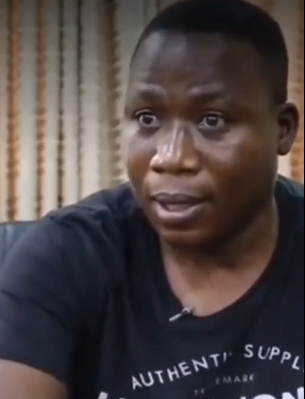 ''I am not scared''- Yoruba activist, Sunday Igboho, reacts to plans by the police to get him arrested over his eviction notice to Fulanis in Oyo