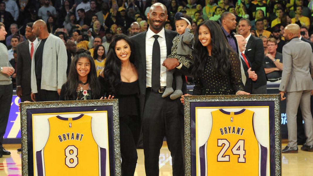 Inside Vanessa Bryant's Emotional Tribute To Kobe And Gianna Bryant