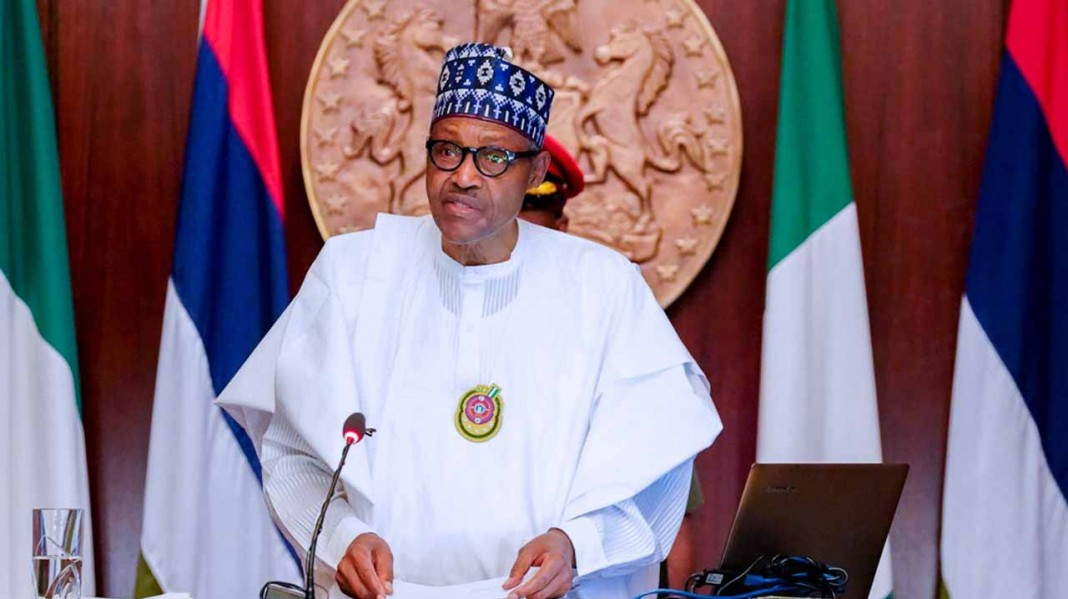 I am in London taking a short rest – Buhari