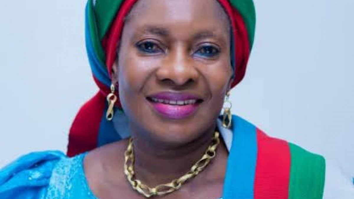 Nigeria news : Buhari's Minister, Pauline Tallen recovers, tests negative for COVID-19