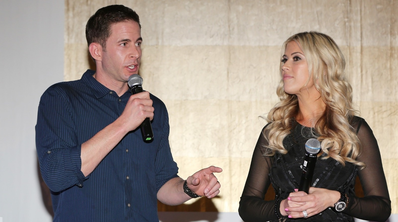 Tarek El Moussa Shares Update On How Christina Anstead Is Handling Her Divorce
