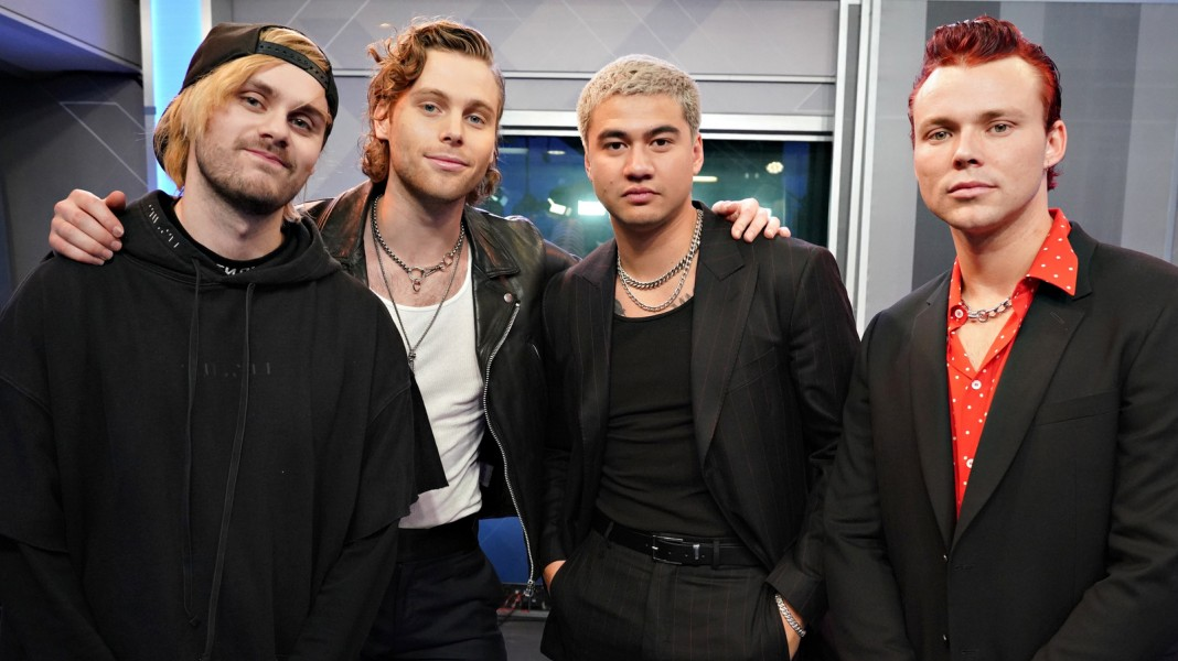 The unsaid reason Behind 5 Seconds Of Summer's 'Not In The Same Way'