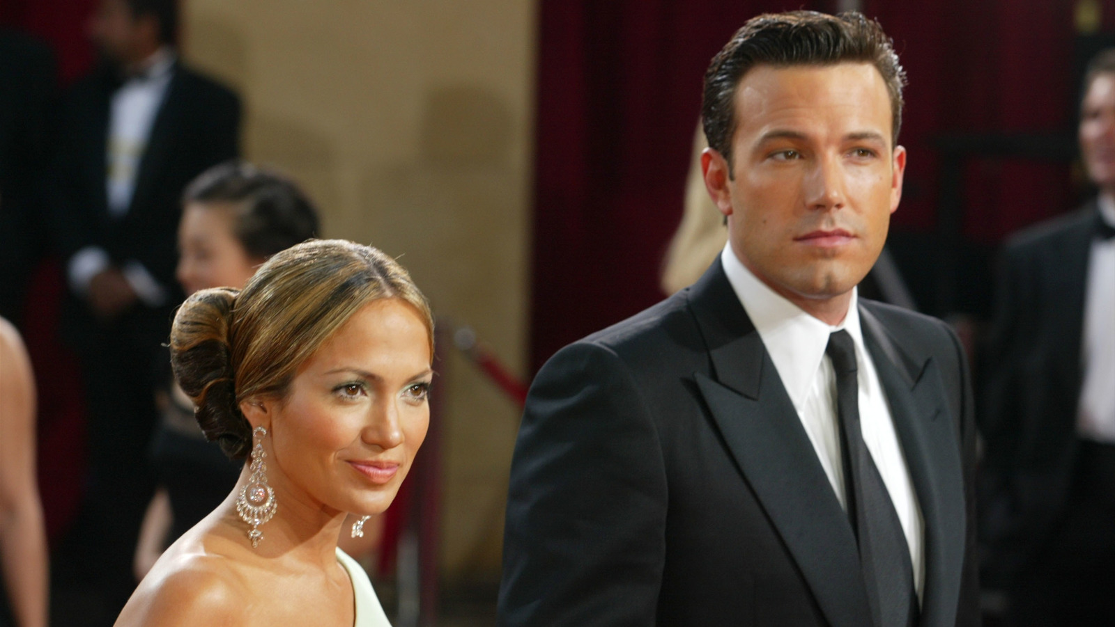 What Ben Affleck Just Revealed About His Relationship With Jennifer Lopez