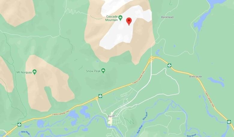 3.9 magnitude earthquake shakes Banff, Alta.