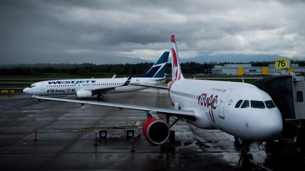 Air Canada puts all Rouge flights on hiatus