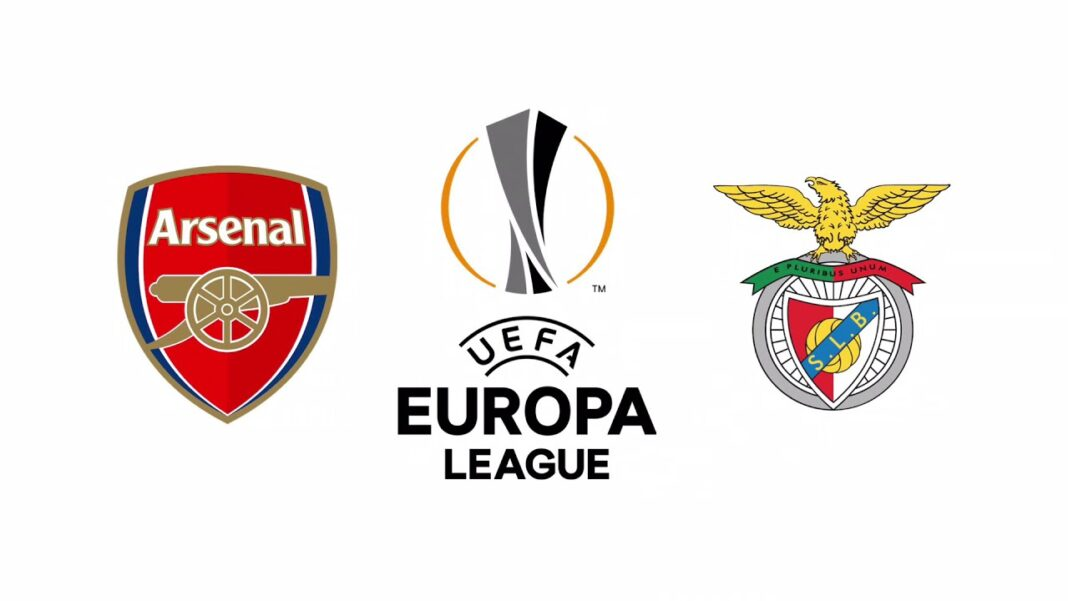 Arsenal vs Benfica Europa League game could be one-legged tie