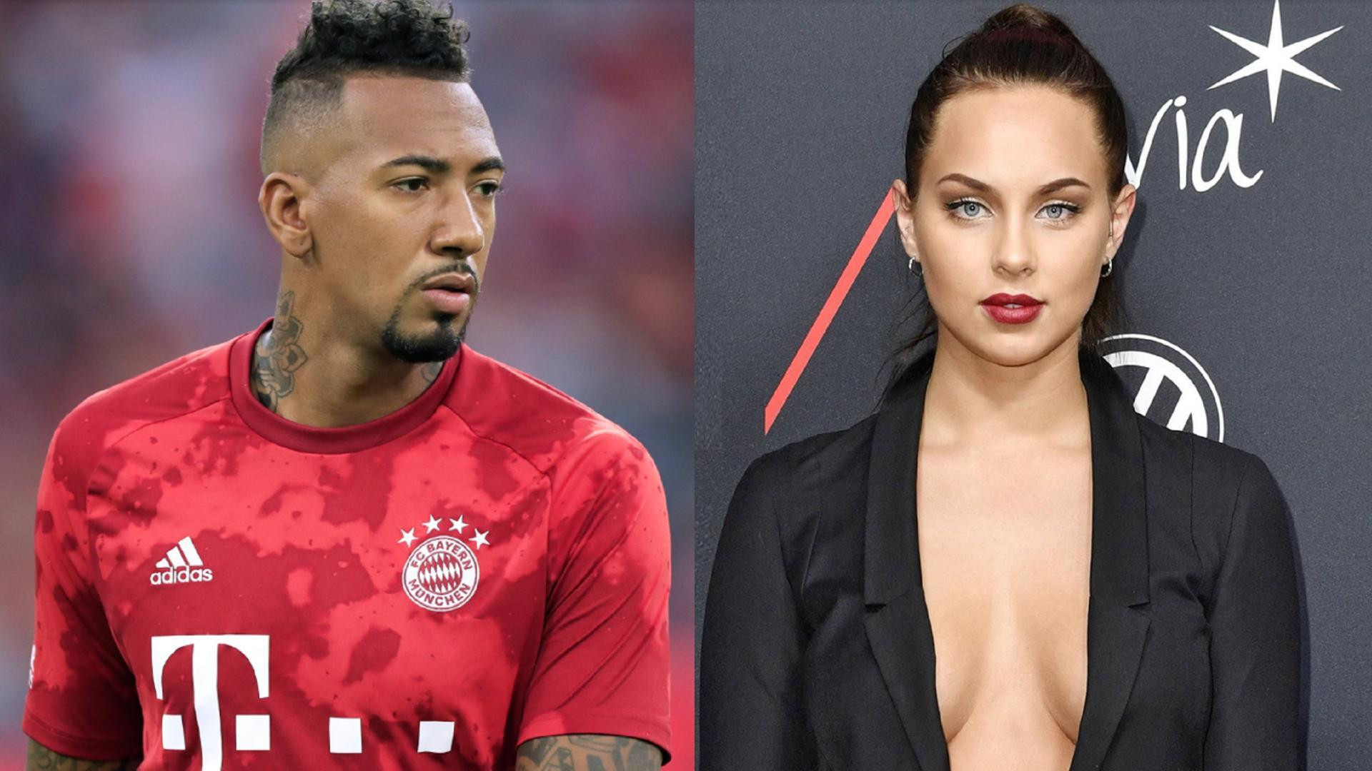 Bayern Munich star, Jerome Boateng under investigation for allegedly tearing model girlfriend Kasia Lenhardt's ear, a year before she killed herself