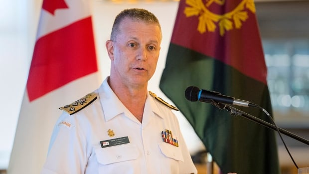 Canada's defence chief steps aside amid investigation just 2 months after getting the job