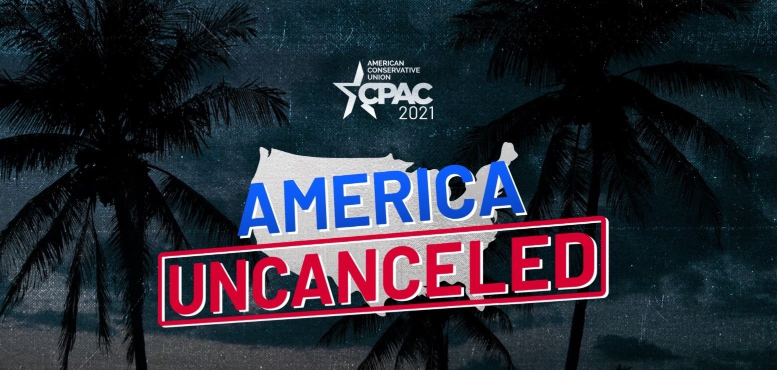 CPAC Mocked For Canceling 'Reprehensible' Guest From Anti-Cancel Culture Event