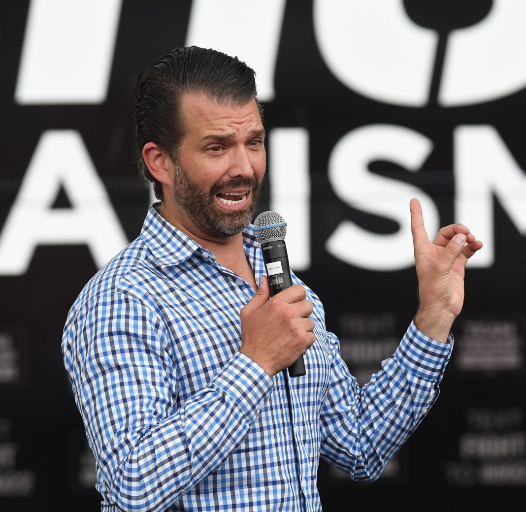 Donald Trump Jr.'s Defense Of Ted Cruz's Cancun Trip Contains 1 Embarrassing Error
