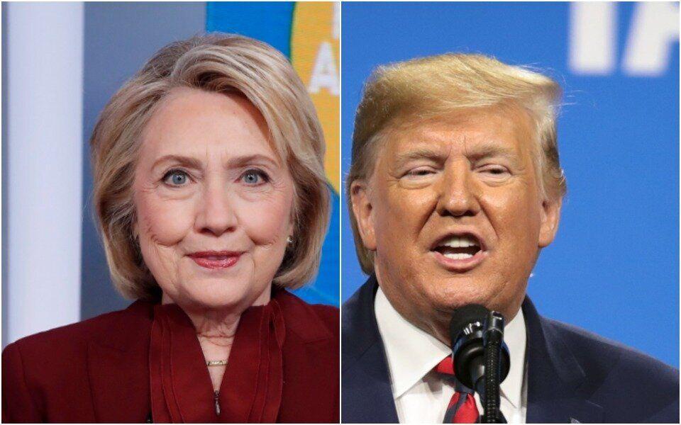 Hillary Clinton Responds To Demolition Of Trump Casino With A Mocking Emoji