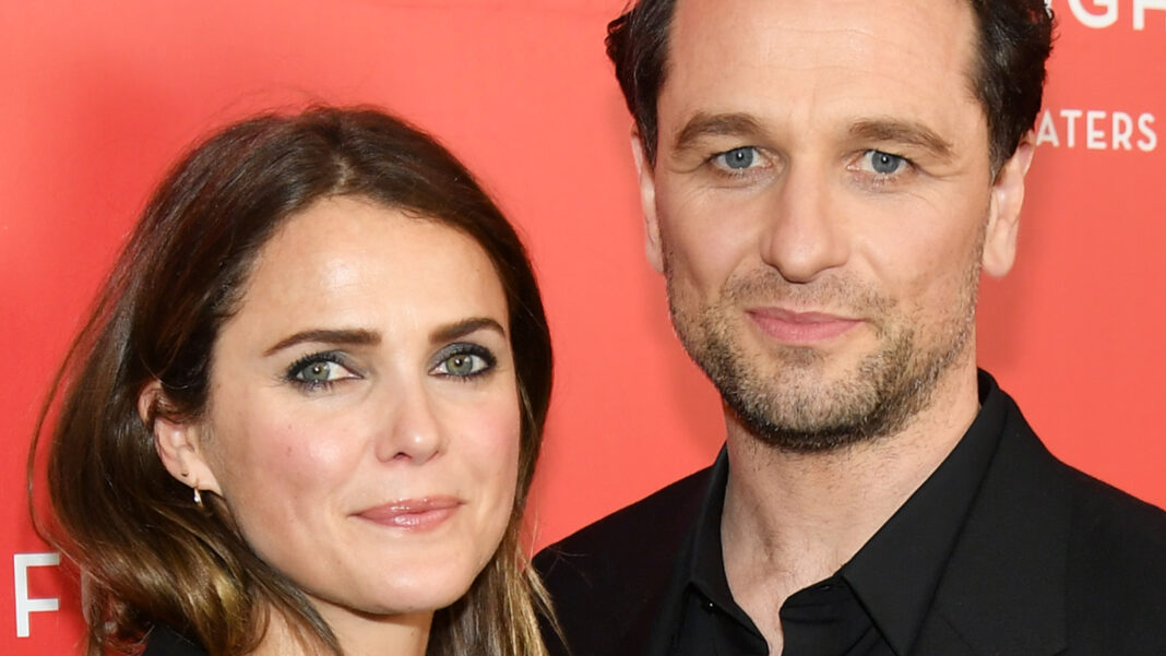 Inside Matthew Rhys And Keri Russell's Relationship