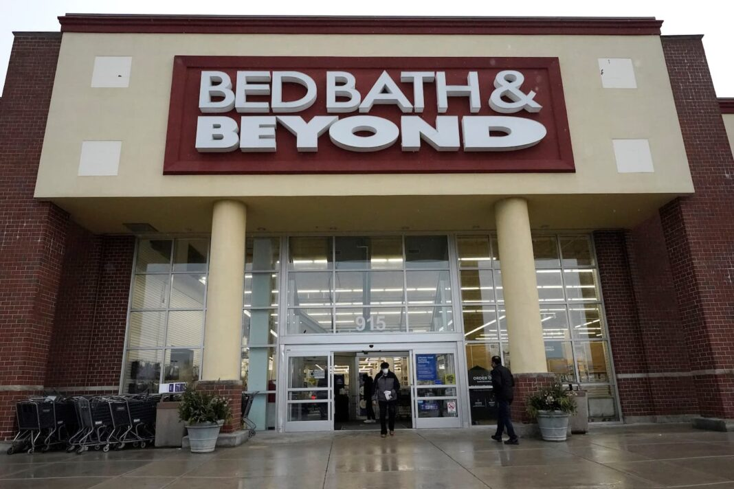 Like GameStop, Bed Bath & Beyond has been reduced to a stock meme. But 42,000 people work there.