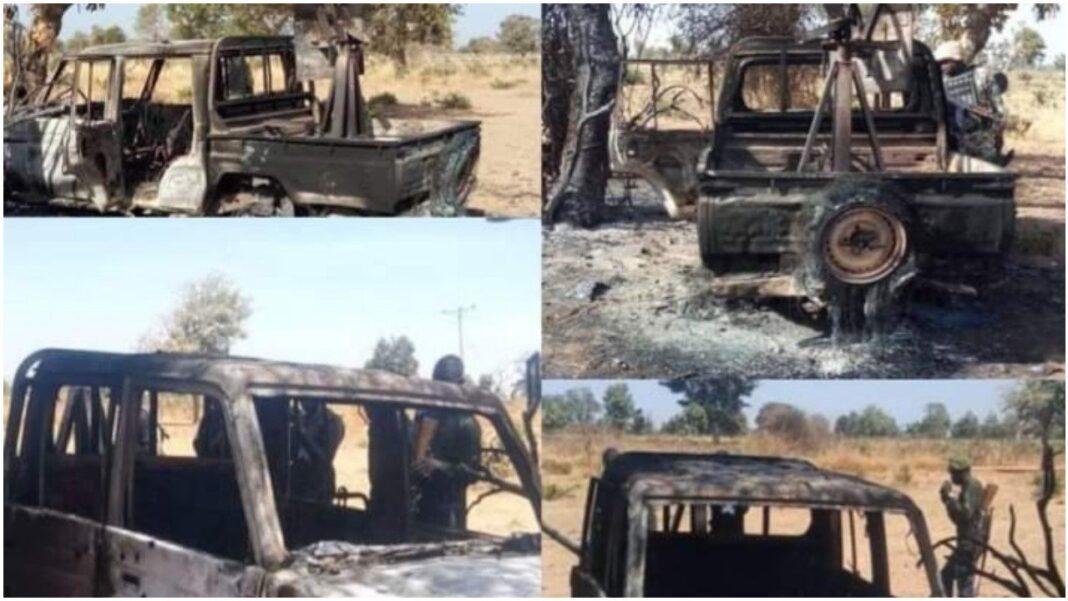 Nigeria news : Askira Uba: Troops kill 31 Boko Haram fighters, destroy 9 gun trucks – Military sources