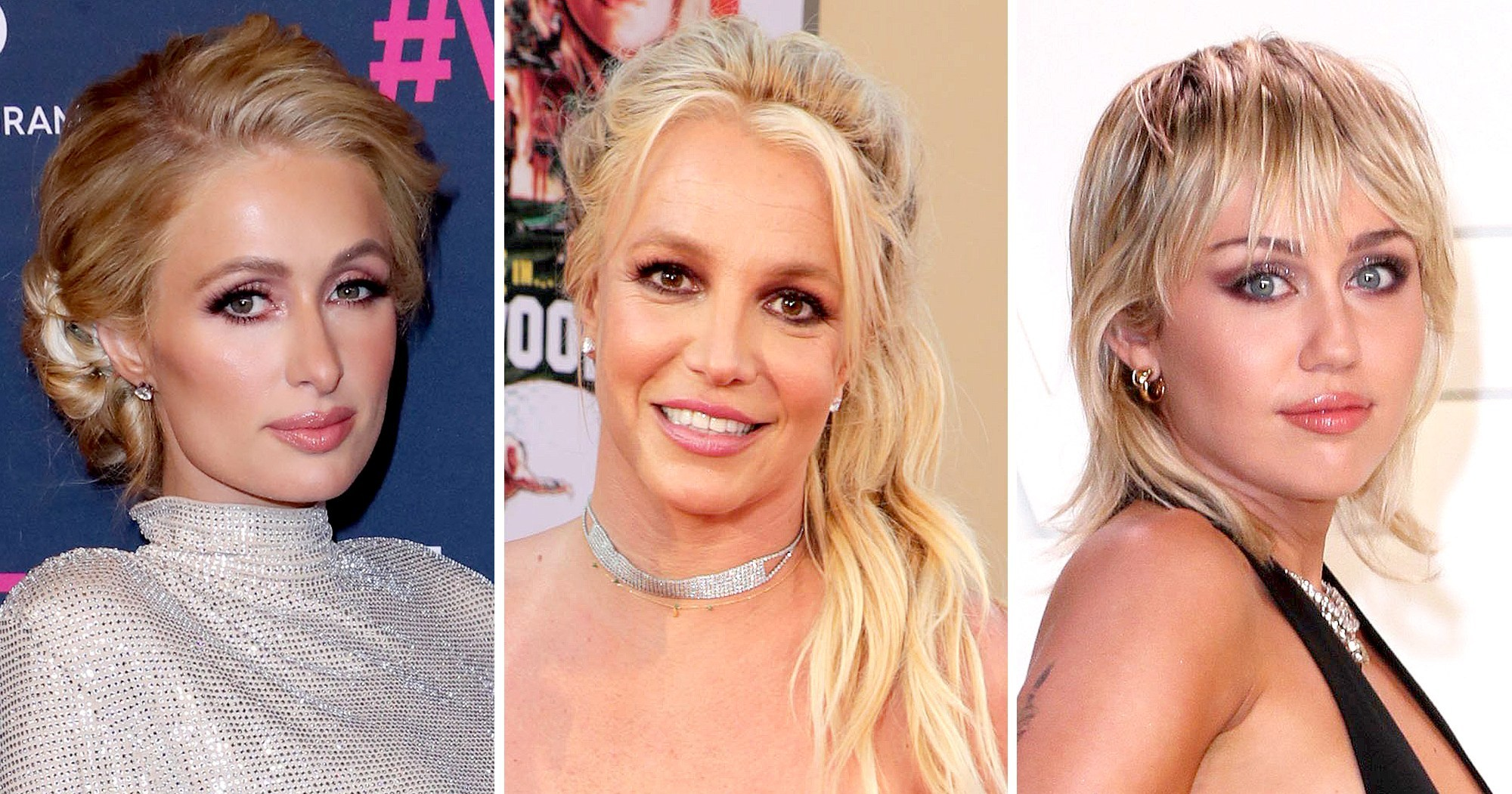 Paris Hilton, Miley Cyrus, More Celebs Support the #FreeBritney Movement