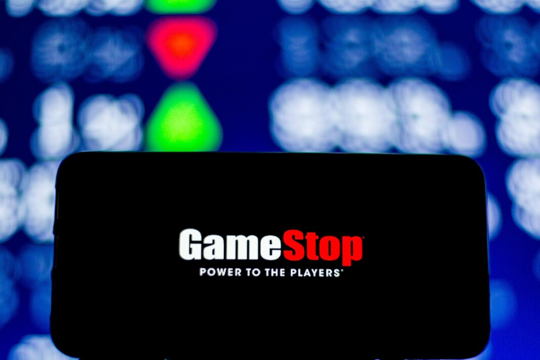 People Who Made Money On GameStop Have A Really Big Tax Bill Coming