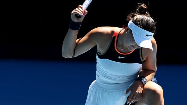 Recurring leg injury forces Andreescu out of 3 more tournaments