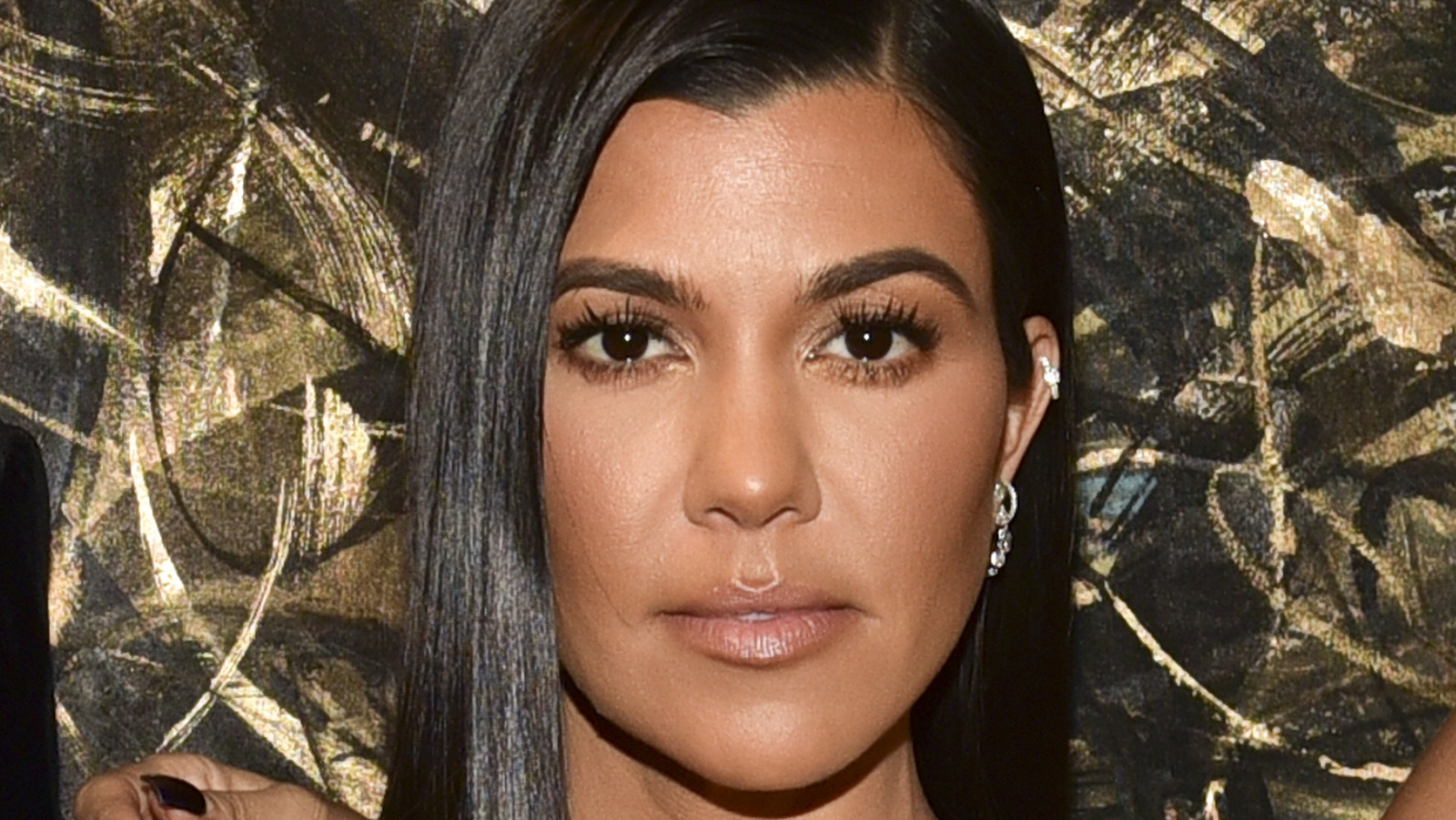 The Real Reason Kourtney Was Briefly The Most Famous Kardashian