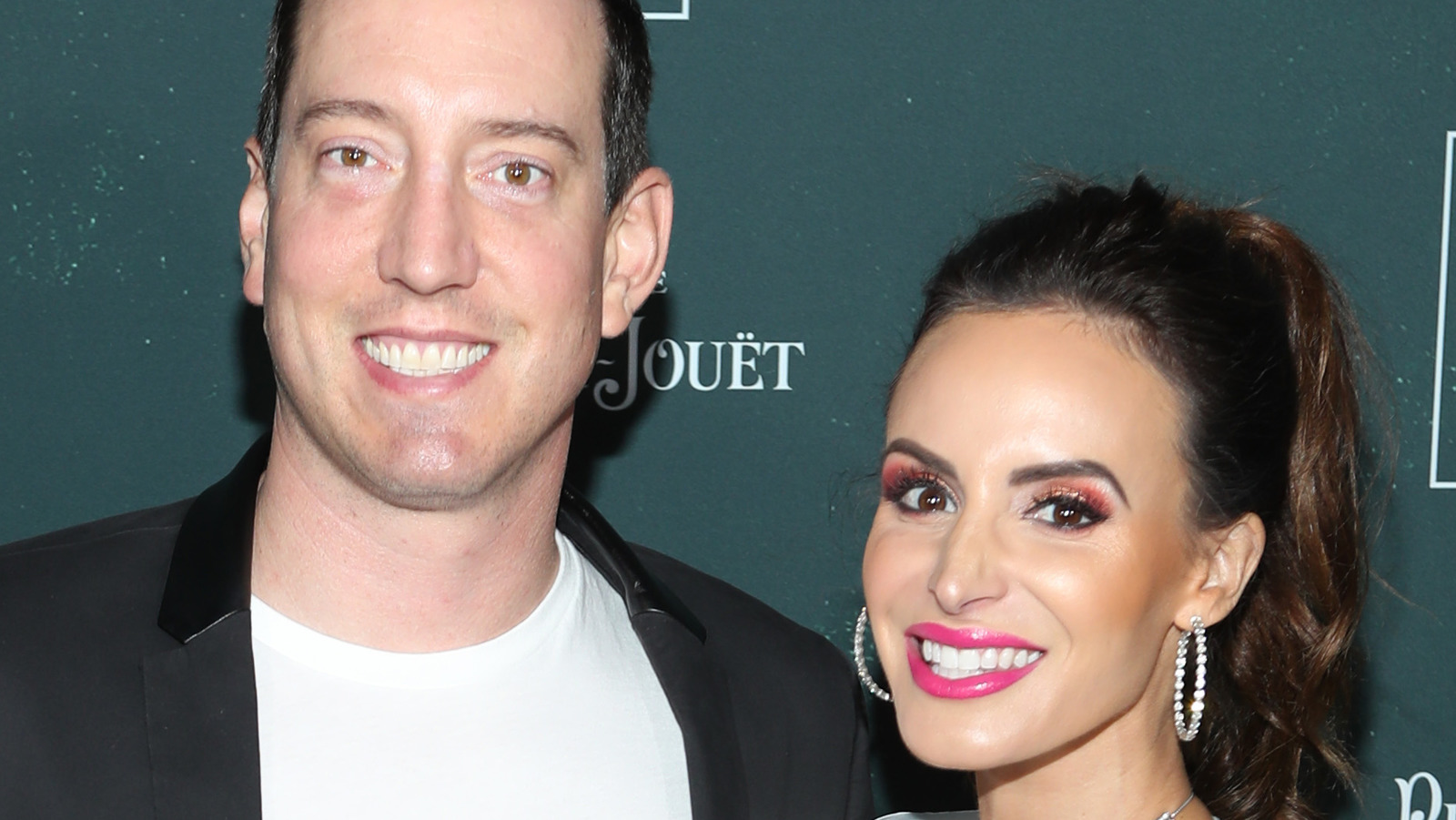 The Truth About Kyle Busch's Wife