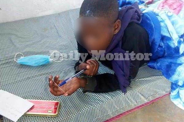 13-year-old girl gives birth during mathematics exam in her primary school