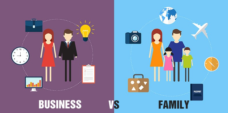 5 Reasons why Family and Business don't mix