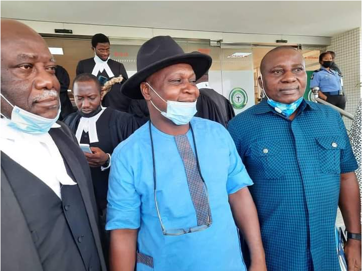 BREAKING Nigeria News: Supreme Court rules on Rivers APC crisis