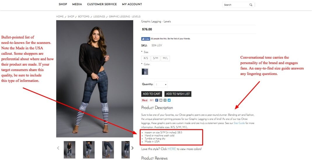 How to write a bestselling product description for your Ecommerce website Business