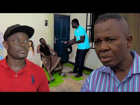 CHIWETALU AGU & FRANCIS ODEGA WILL MAKE YOU LAUGH TILL YOU CRACK YOUR RIBS IN THIS COMEDY - MOVIE