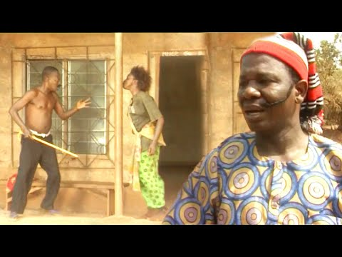 Chiwetalu Agu & Sam Loco Will Make Laugh Till You Fall Off Your Chair & Fall Into The Gutter -MOVIES