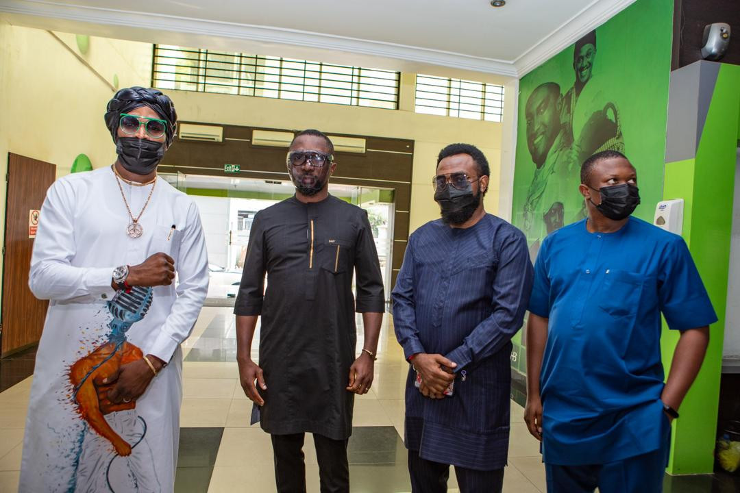 D'banj's Cream Platform And Heritage Bank Fulfil Its Promises, Gives Out Millions To Fans At March 2021 Draws