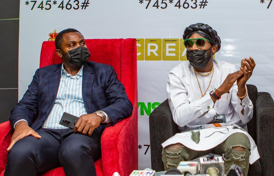 D'banj's Cream Platform And Heritage Bank Fulfil Its Promises, Gives Out Millions To Fans At March 2021 Draws lindaikejisblog2