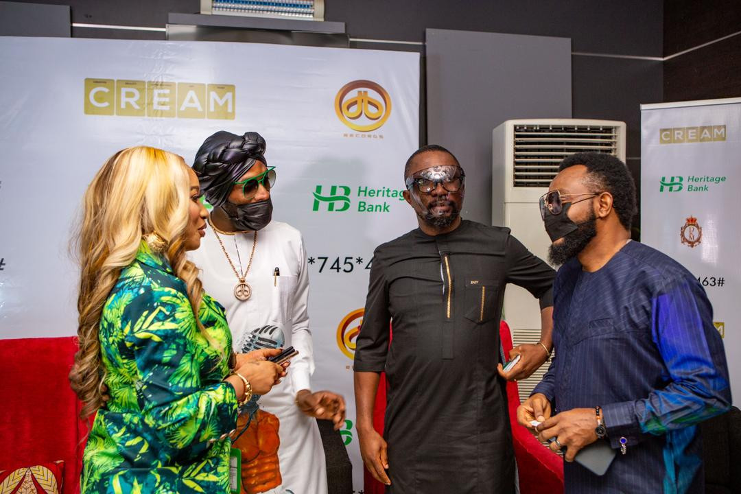 D'banj's Cream Platform And Heritage Bank Fulfil Its Promises, Gives Out Millions To Fans At March 2021 Draws lindaikejisblog3