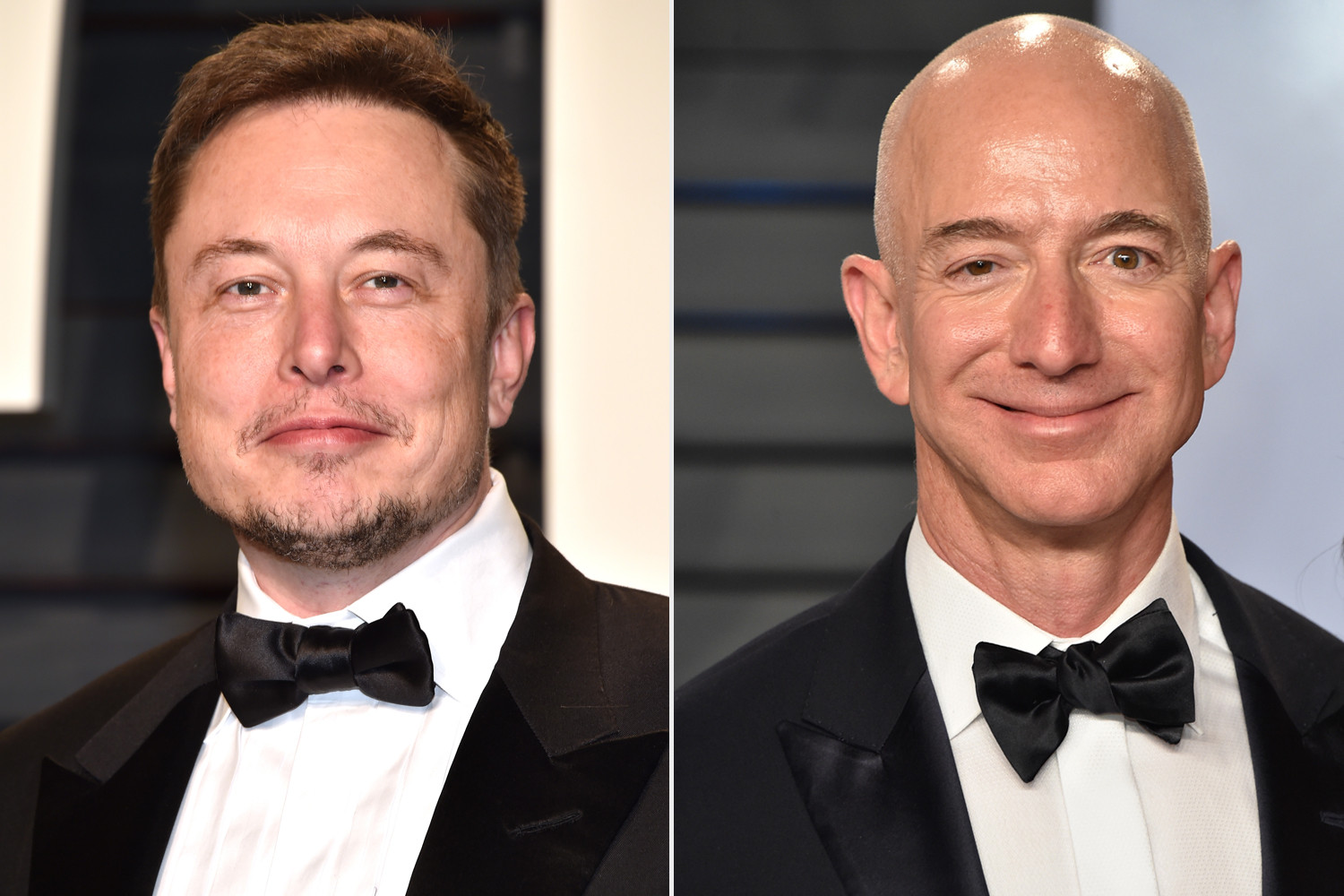 Elon Musk loses $27billion in just one week and falls behind Jeff Bezos to become the world's second-richest man