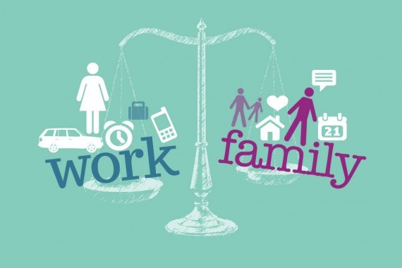 Ways to reduce the stress of balancing work and family you need this