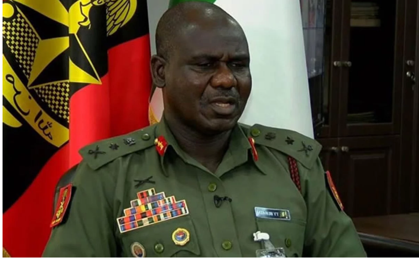 Nigeria Arms Fund: 'My hands are clean' – Ex-Army Chief, Buratai