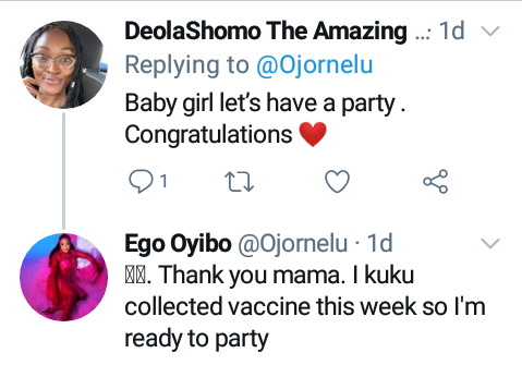 """""""I 'm ready to party"""" - Nigerian woman celebrates as her divorce is finalized"""
