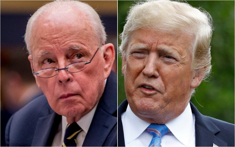 John Dean Warns Trump That Prosecutors Are Closing In: 'Only A Matter Of Days'