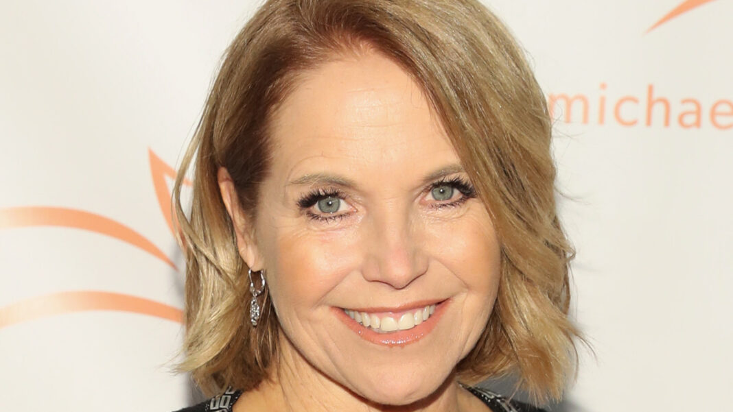 Katie Couric's Stunning Net Worth Revealed