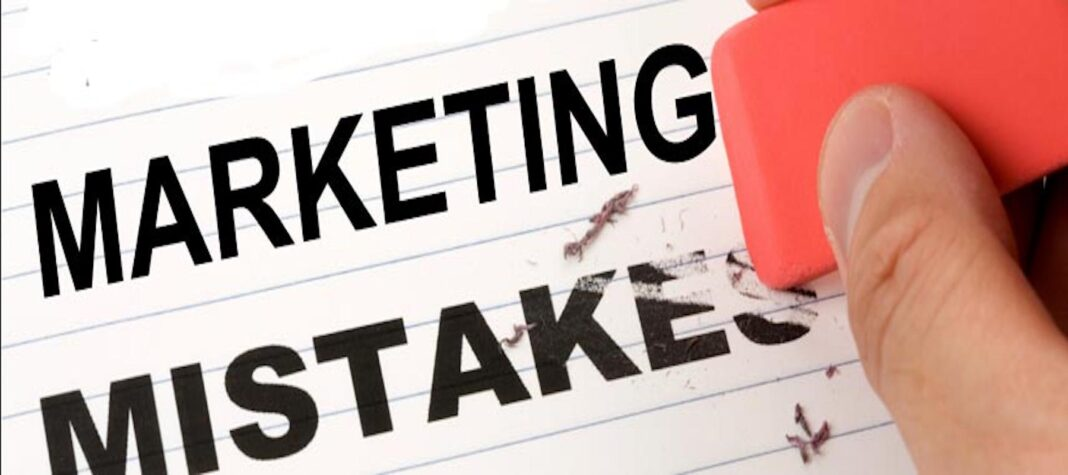 6 Key marketing mistakes small business owners should avoid