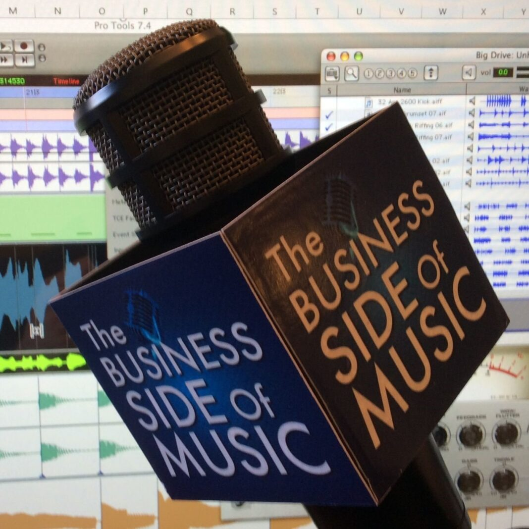 The business in music making
