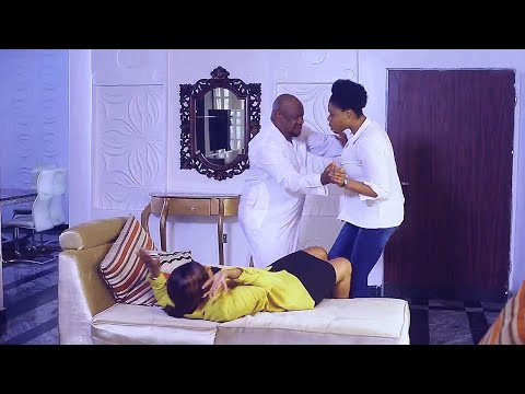 My Daughter Doesn't Want To See Me With Any Other Woman Ever Since Her Mother Died - Nigerian Movie