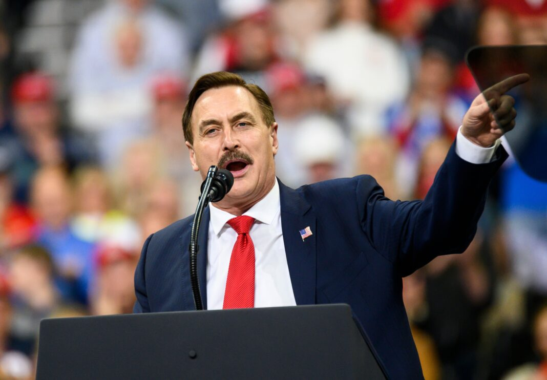 MyPillow CEO Mike Lindell's Social Media Announcement Gets The Treatment On Twitter