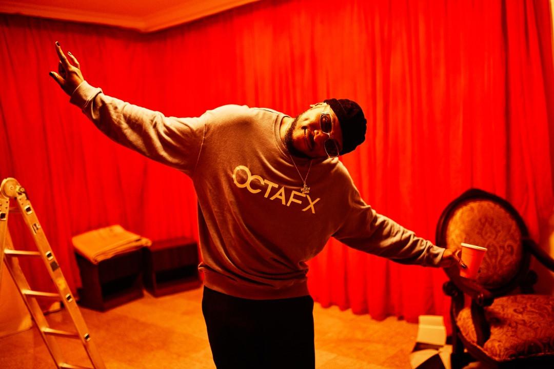 Peruzzi teams up with OctaFX for his latest music video lindaikejisblog3