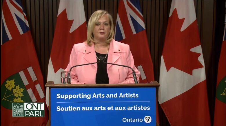 Ontario pledges $25M to give arts sector 'a fighting chance'